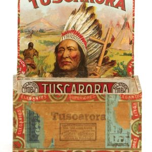 Tuscarora Cigar Box