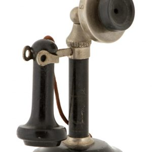 Miniature Candlestick Phone