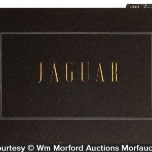 1940 Jaguar Catalog