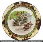 Royal Doulton Auto Plate
