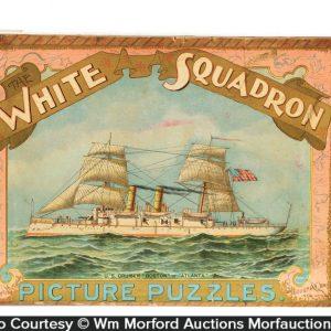 White Squadron Puzzle