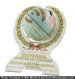 Universal Stoves Globe Bank