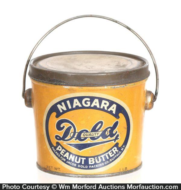 Niagara Peanut Butter Pail