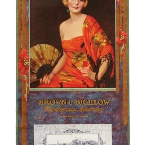 1930 Brown & Bigelow Art Calendar
