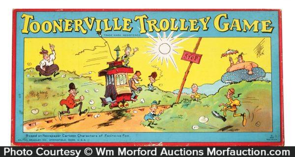 Toonerville Trolley Game
