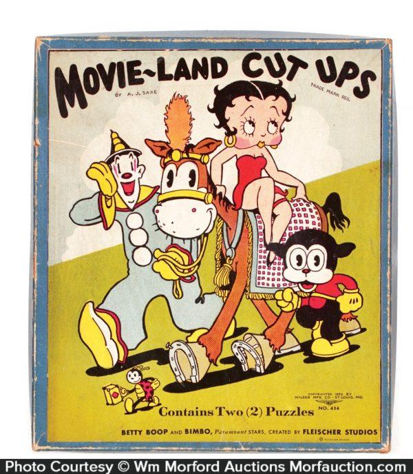 Movie-Land Puzzles