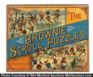 Brownie Scroll Puzzles
