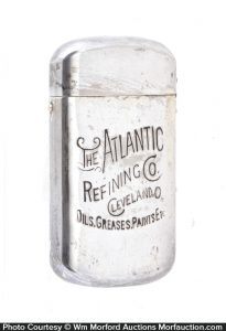 Atlantic Refining Company Match Holder