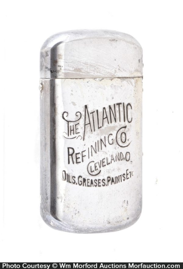 Atlantic Refining Company Match Holder