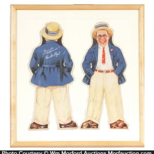 Harold Lloyd Doll Pattern