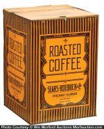 Sears-Roebuck Coffee Bin