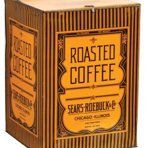 Sears-Roebuck Coffee Bin