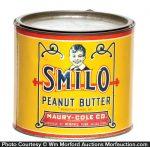 Smilo Peanut Butter Tin