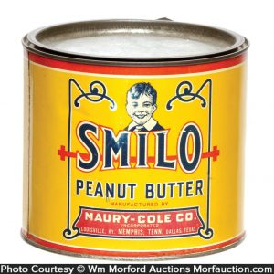 Smilo Peanut Butter Tin