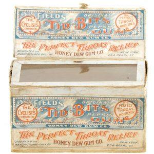 Tid-Bits Gum Box