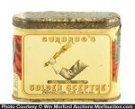 Golden Sceptre Tobacco Tin