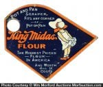 King Midas Flour Pot Scraper
