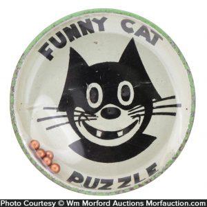 Funny Cat Puzzle