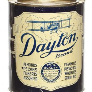 Dayton Nuts Tin