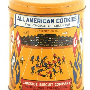 All American Cookies Tin