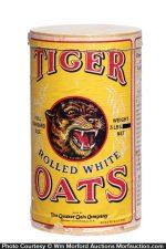 Tiger Oats Box