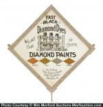 Diamond Dyes Marquee Sign