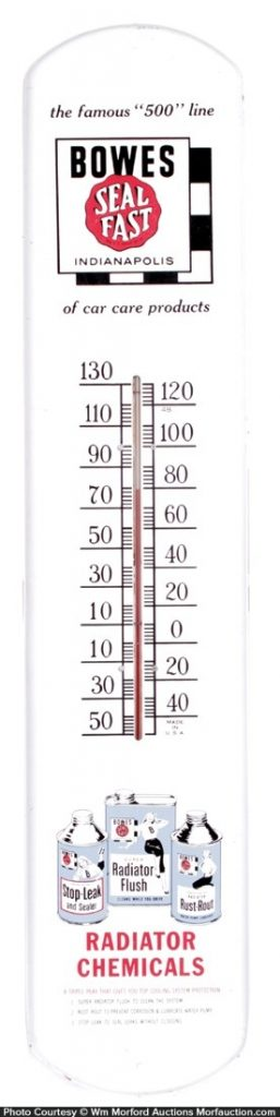 Bowes Seal Fast Thermometer