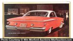 Plymouth Belvedere 2-Door Hardtop Sign