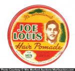 Joe Louis Hair Pomade Tin