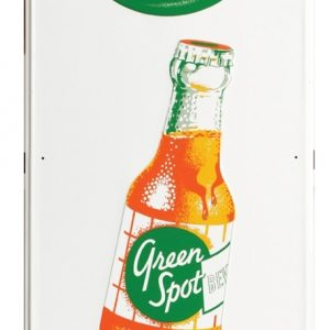 Green Spot Soda Sign