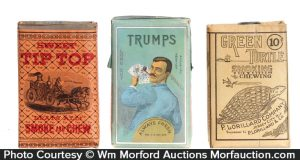 Vintage Tobacco Packs