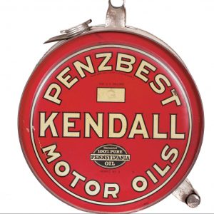 Penzbest Kendall Motor Oil Can