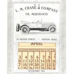 Oil Merchants Calendar