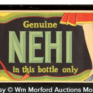 Nehi Soda Sign