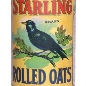 Starling Oat Box