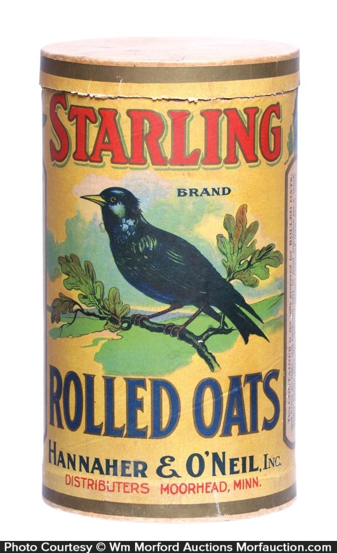 Starling Oat Box