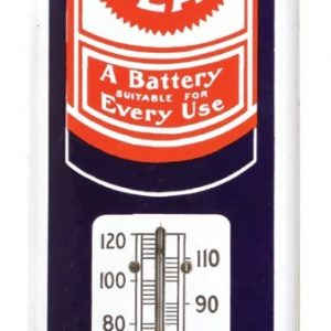 Red Seal Battery Thermometer