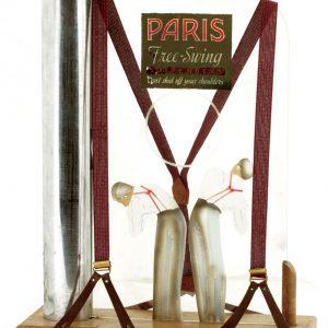 Paris Garters Light-Up Display