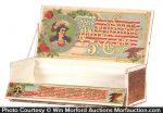 United States Cigar Box