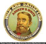 Andrew White Cigars Tray