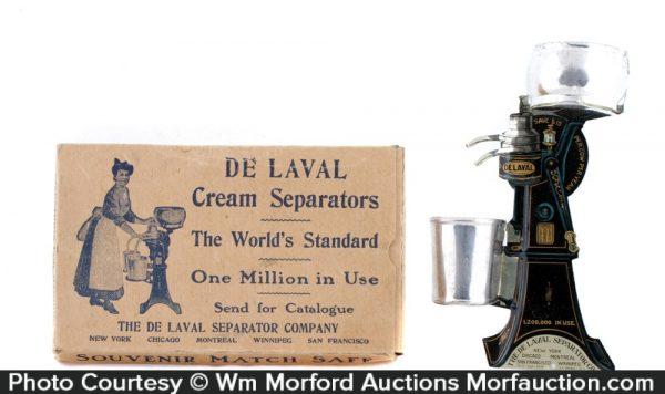 De Laval Cream Separators Match Holder