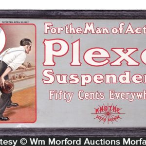 Plexo Suspenders Sign