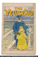 The Yellow Kid Magazine