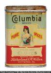 Columbia Spice Tin