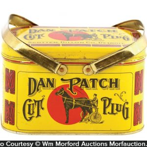 Dan Patch Tobacco Pail