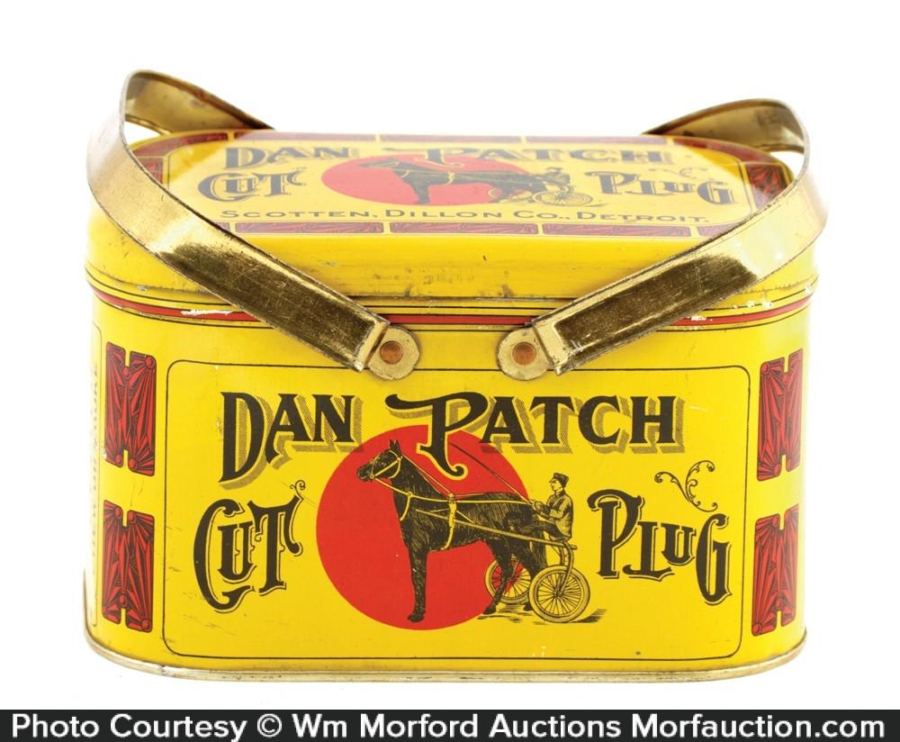 Dan Patch Tobacco Pail