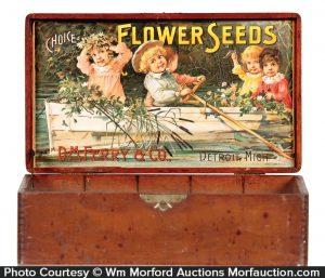 Choice Flower Seeds Box