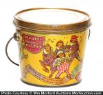 Red Seal Peanut Butter Pail