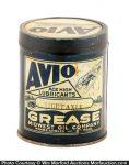 Avio Grease Can