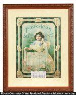 Thomas Ryan Brewery Calendar